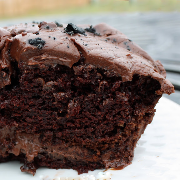 Hersheys Perfectly Perfect Chocolate Cake