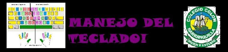 MANEJO DEL TECLADO: TECLAS ALFANUMERICAS