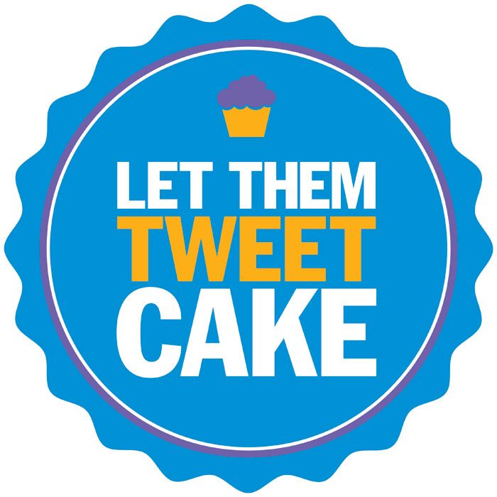 Let Them Tweet Cake by Tracie Designs