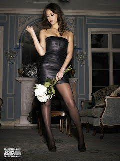 Jessica Alba In Pantyhose 85