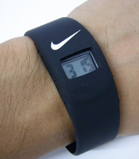 New Nike Wristband Sporty Trendy Watch 2009 Myr25