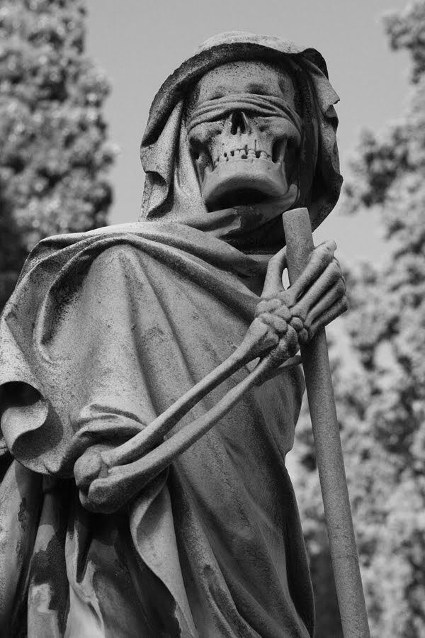 The Cemetery Traveler - by Ed Snyder: Gypsies in the ...