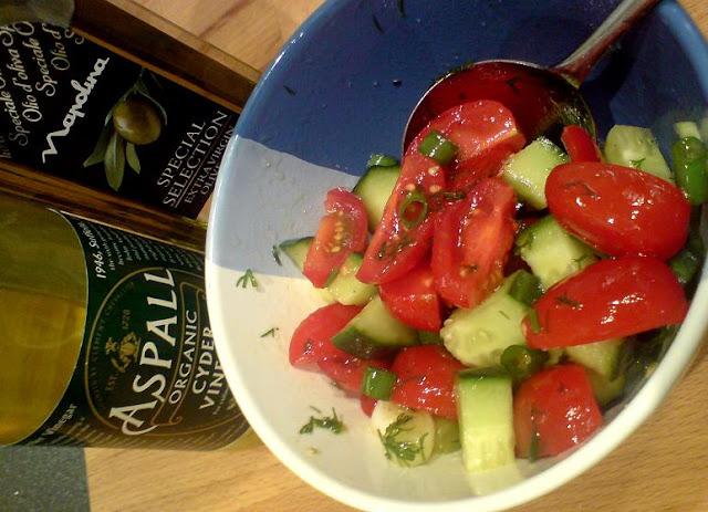 dairy free, gluten free, greens, low GI, mushrooms, salmon, soya sauce, tamari,