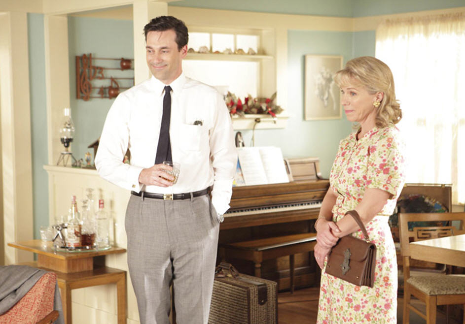 I Like To Watch Tv Mad Men The Good News Recap Review