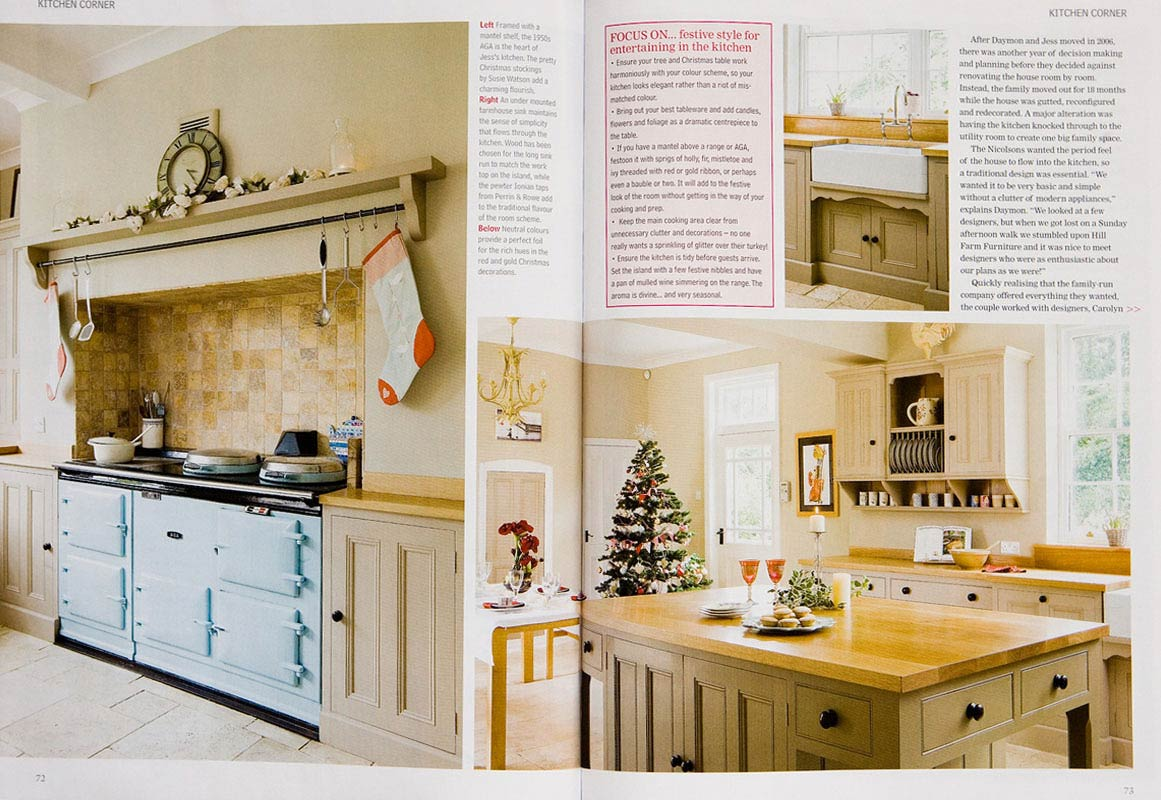 clive doyle period homes interiors xmas feature. Black Bedroom Furniture Sets. Home Design Ideas