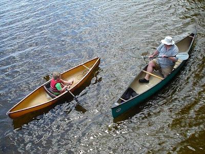 Adirondack Diary: Soccer, Stinkeye, and Solo-Canoeing