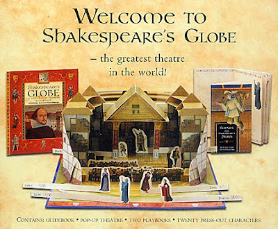 Shakespeare's Globe: A Pop-up Play Theatre