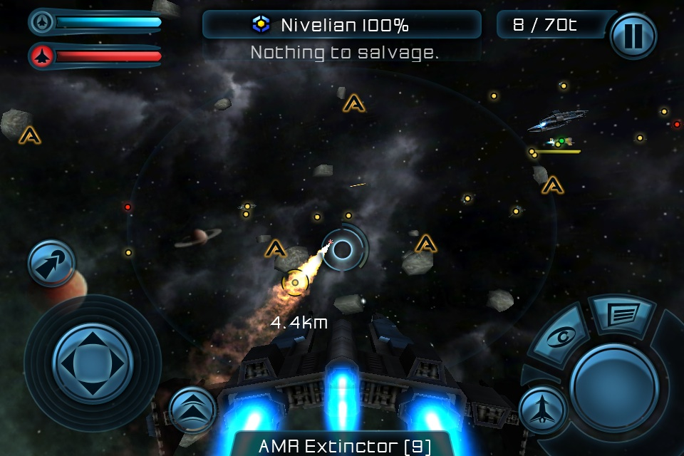 gof1 Galaxy on Fire 2 para iPhone e iPad em Outubro