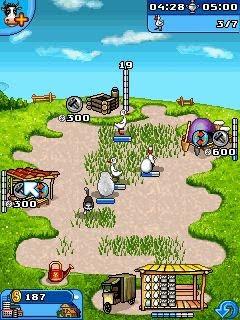 FarmFrenzy_01 Farm Frenzy 2 em Java - mais colheita feliz no celular