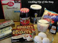 Cooking Tip Of The Day Recipe White Chocolate Cake With