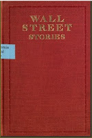 Wall Street Stories 1901 Edwin Lefevre