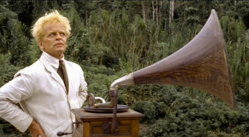 Are the hills going to march off?: Fitzcarraldo (1982) A ...