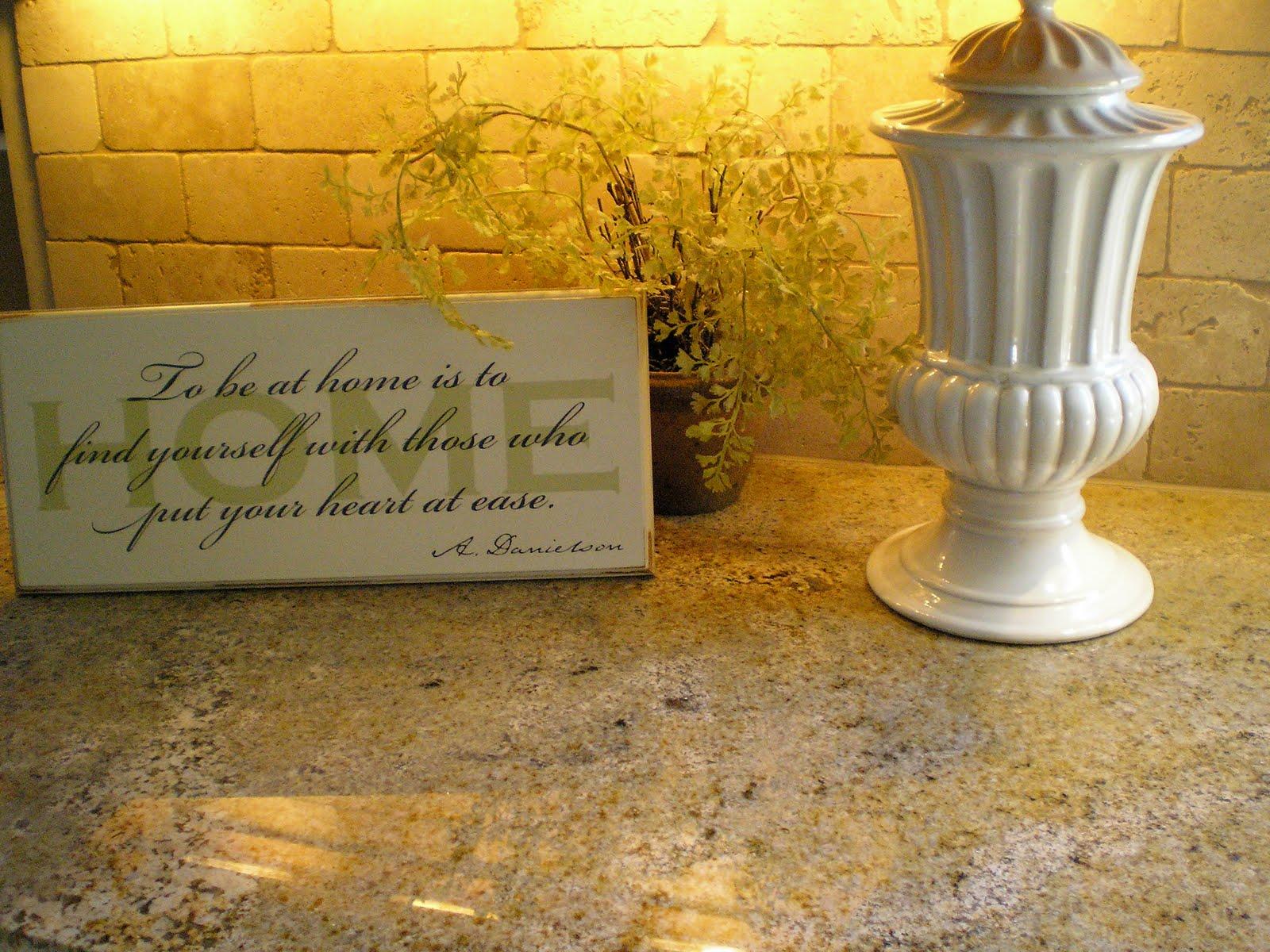 Quartz vs granite countertops casual cottage - Quartz versus granite countertops ...