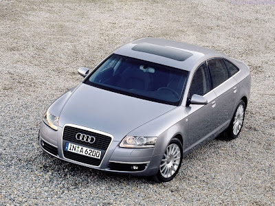 Audi A6 Standard Resolution Wallpaper 2