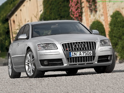 Audi S8 Standard Resolution wallpaper 2