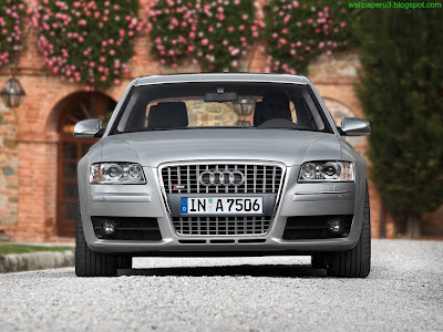 Audi S8 Standard Resolution wallpaper 1