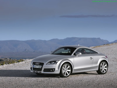 Audi TT Standard Resolution wallpaper 5