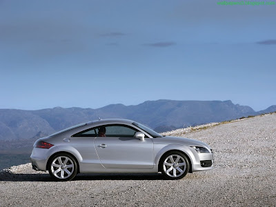Audi TT Standard Resolution wallpaper 6