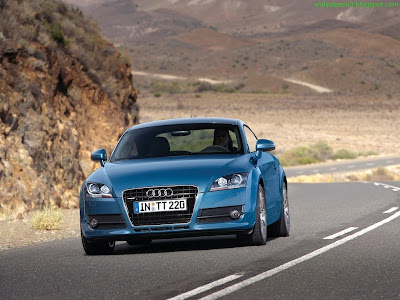 Audi TT Standard Resolution wallpaper 1