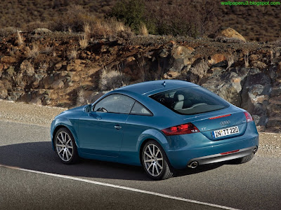 Audi TT Standard Resolution wallpaper 10