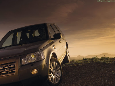 Land Rover Freelander Standard Resolution Wallpaper 2