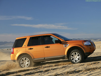 Land Rover Freelander Standard Resolution Wallpaper 8