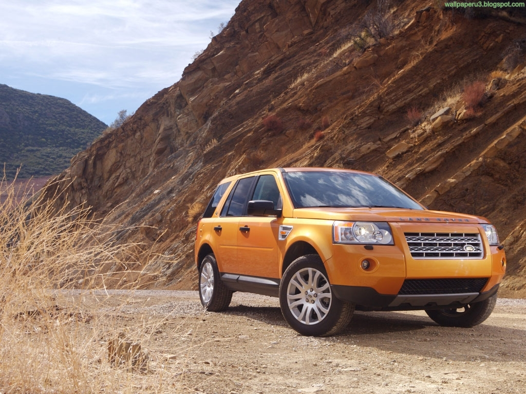 Land Rover Freelander Standard Resolution Wallpaper 12
