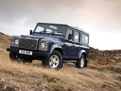 Land Rover Defender Standard Resolution Wallpaper 6