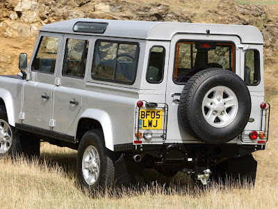 Land Rover Defender Standard Resolution Wallpaper 7