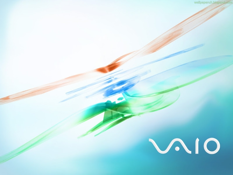 Sony VAIO Widescreen Wallpaper 9