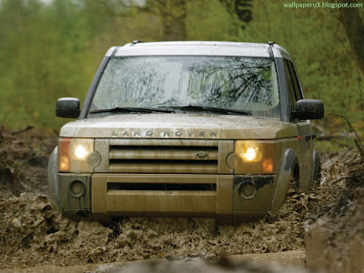 Land Rover LR3 Standard Resolution Wallpaper 14