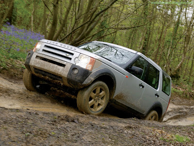 Land Rover LR3 Standard Resolution Wallpaper 20