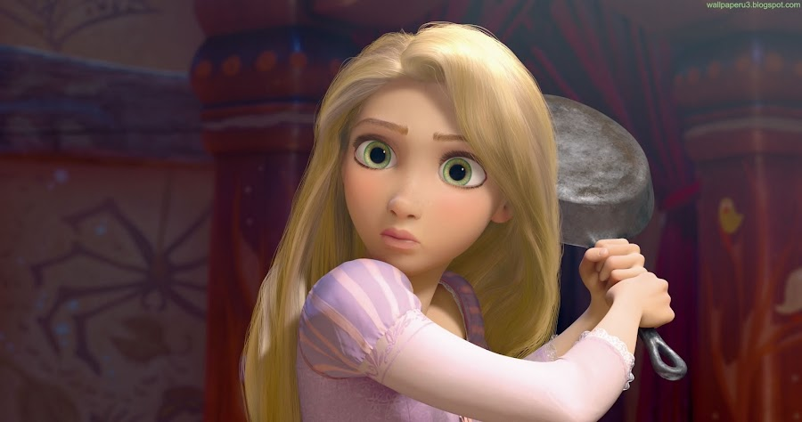 2010 Tangled Movie HD Wallpaper 3