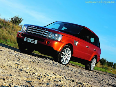 Range Rover Standard Resolution Wallpaper 10