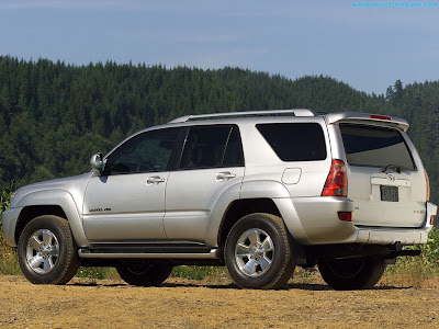 Toyota 4runner Standard Resolution Wallpaper 7