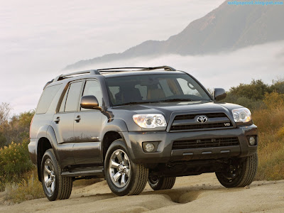 Toyota 4runner Standard Resolution Wallpaper 9