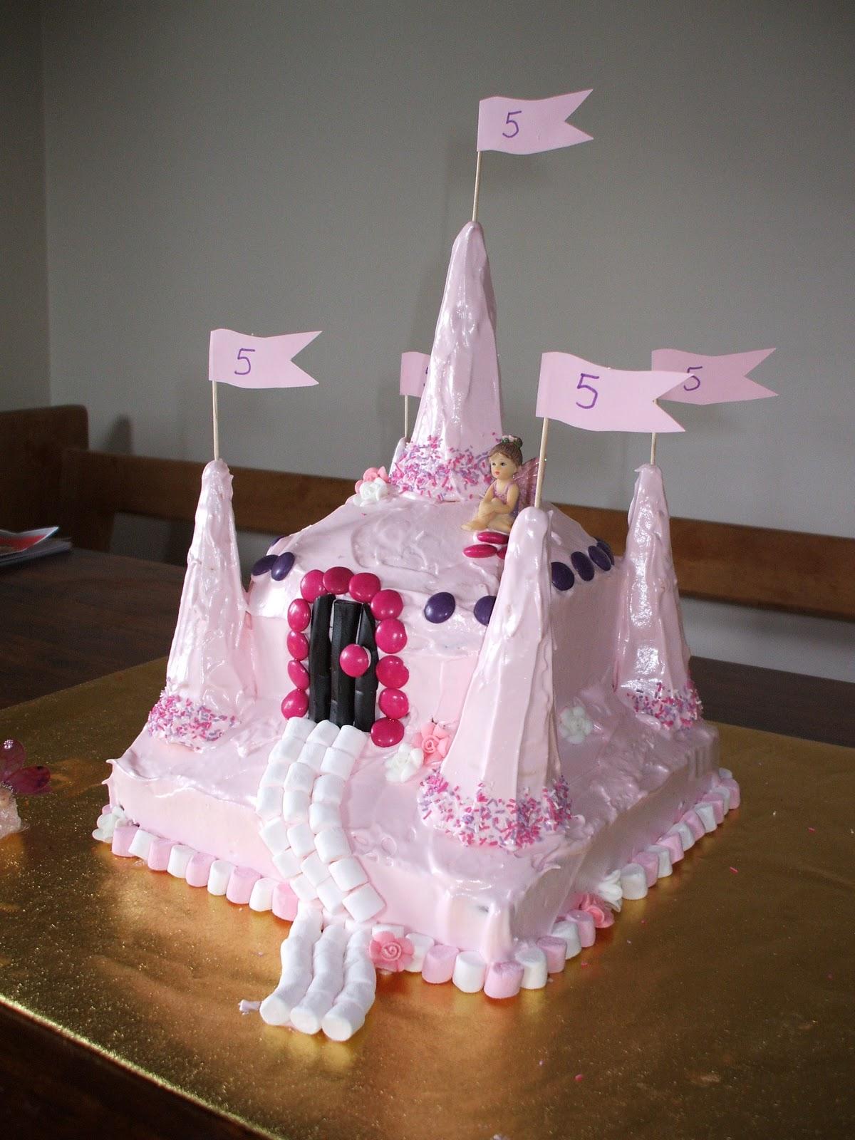 Gemma S Cakes Princess Castle Cake