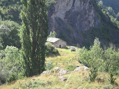 el trul: Vía ferrata del Castellaso, en Sesué