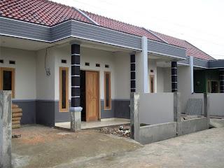 RUMAH MINIMALIS DI SELATAN JAKARTA