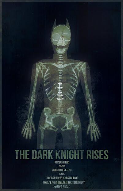 Batman Dark Knight Concept Art