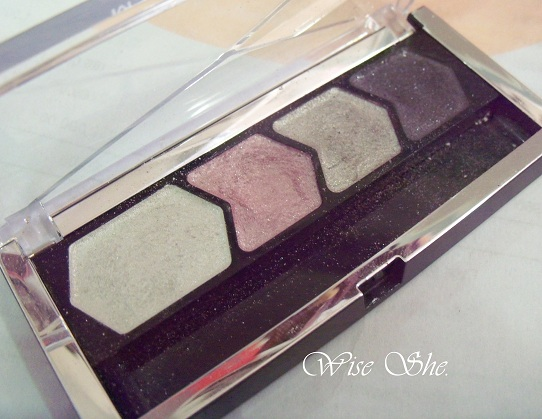 Maybelline Eye Studio Color Plush Silk Eye Shadow Pink Persuasion