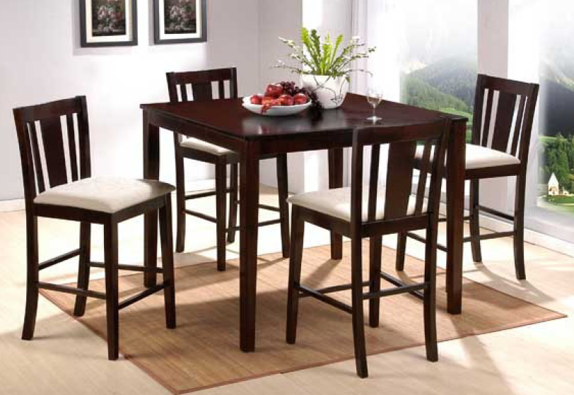 counter high dining room sets   Counter High Dining Set Home and Interior design