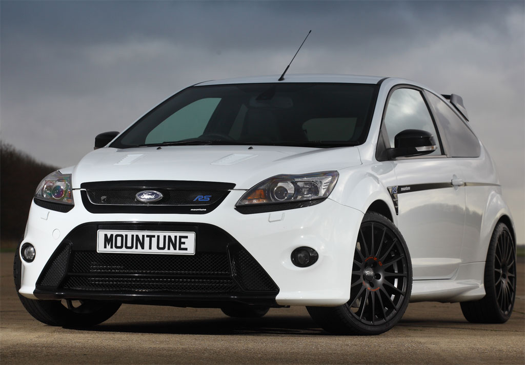 mountune ford focus rs mp350 performance package. Black Bedroom Furniture Sets. Home Design Ideas