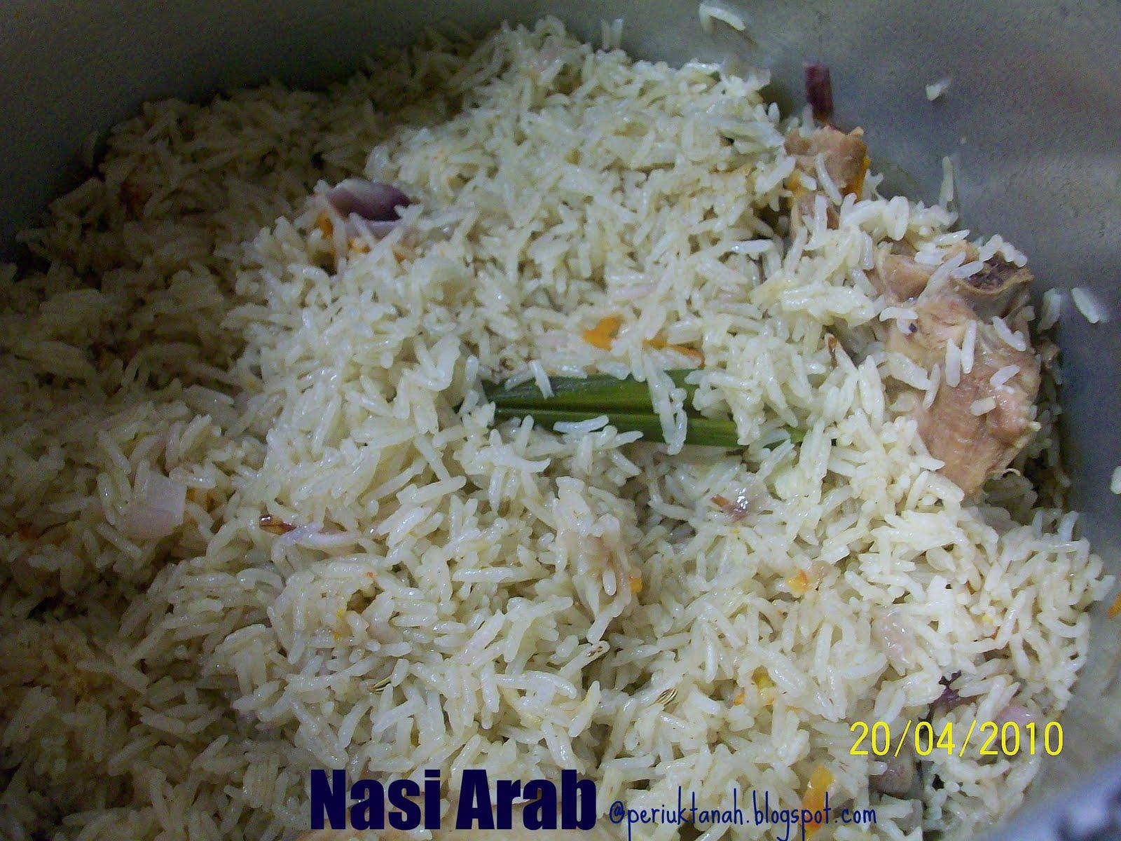 periuktanah: Nasi Arab