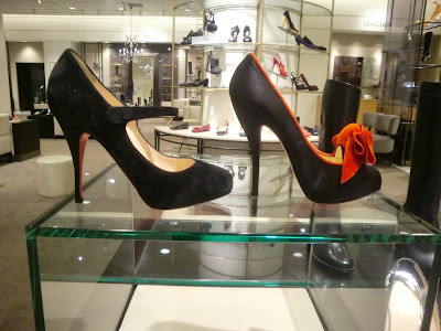 What Deparyment Stores Carry Louboutine Shoes