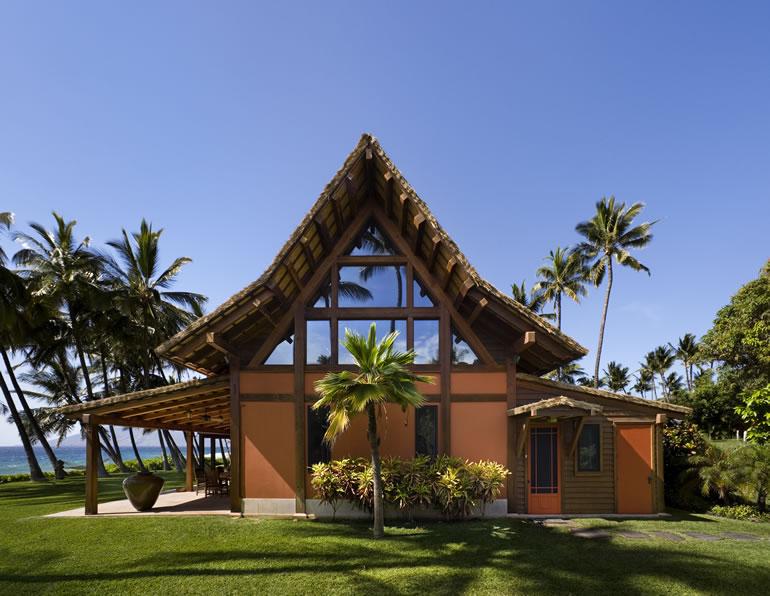 neocribs: WAILEA HOUSE Maui, Hawaii | Ike Kligerman Barkley