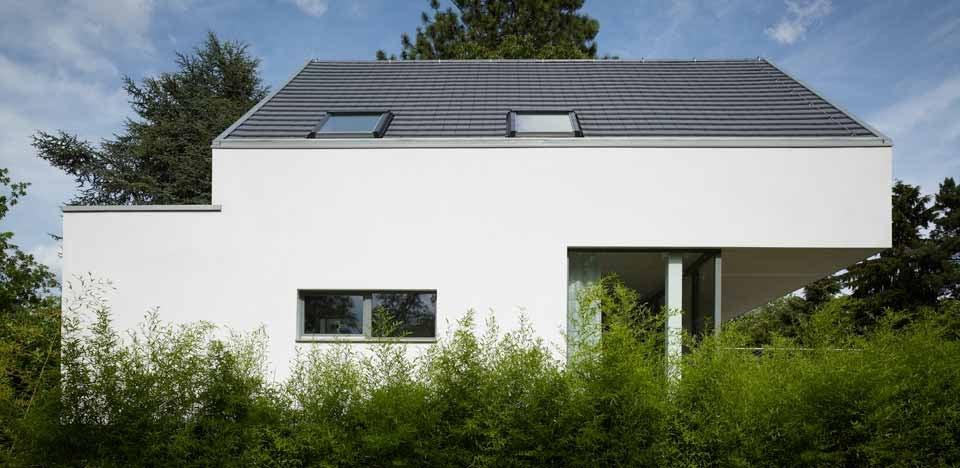 neocribs house k d sseldorf kister scheithauer gross architects. Black Bedroom Furniture Sets. Home Design Ideas