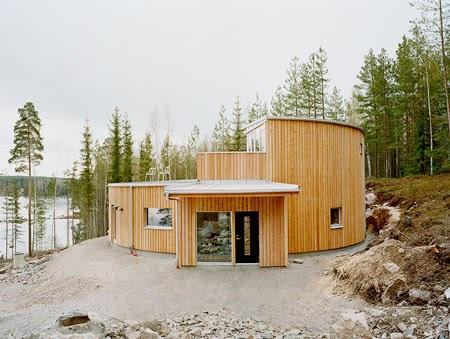 Neocribs Passive House Villa Nyberg Borl 228 Nge Sweden