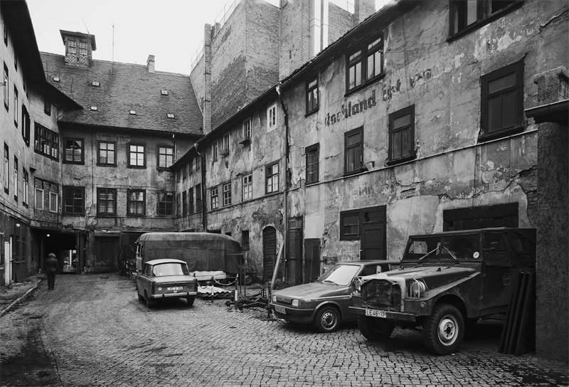 The Biz Of Life East Germany Before And After Reunification