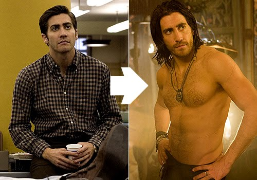 Jake Gyllenhaal's Workout for Prince of Persia